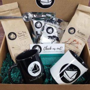 Deluxe Coffee Gift Basket