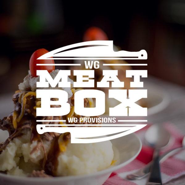 Hot Beef Sundae MEATBOX