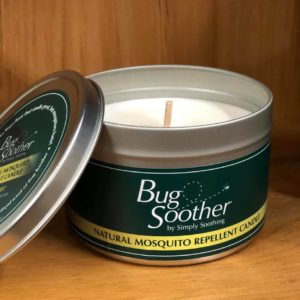 Bug Soother Natural Mosquito Repellent Candle