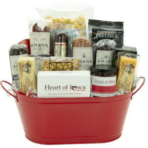 photo of Meat Lover's Gift Basket on shopiowa.com
