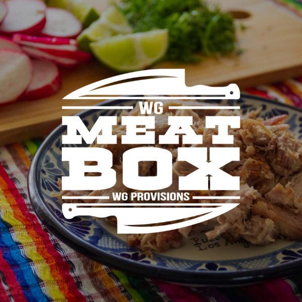 Pork Carnitas MEATBOX