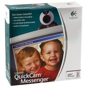 Logitech QuickCam Messenger