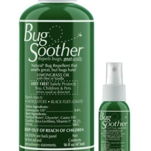 Bug Soother 16 oz Pack (1-16oz refill bottle, 1-1oz)