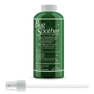 Bug Soother 16 oz Refill bottles w/ Sprayer