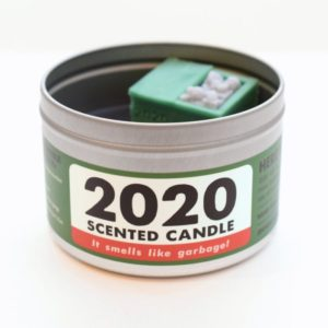 2020 Scented Candle Smells Like Garbage