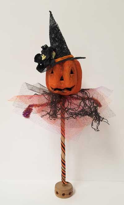 Pumpkin Head Art Kit to Go
