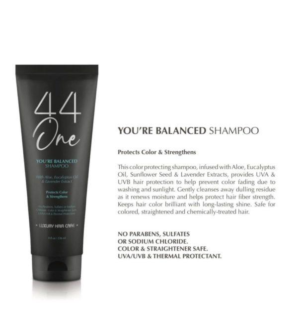 You're Balanced Shampoo