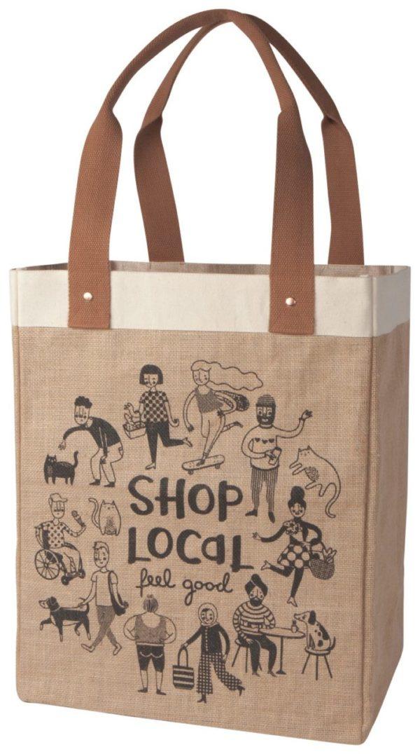 Market Tote-Shop Local