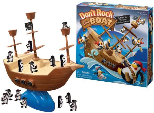 Don't Rock the Boat Game on shopiowa.com