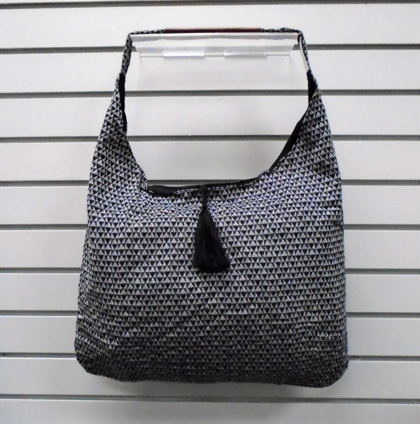 Tiny Triangles Shoulder Bag