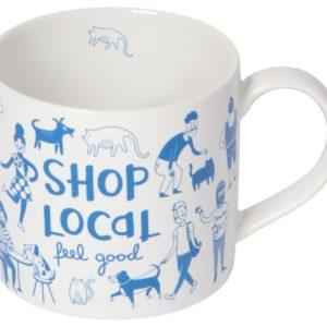 Shop Local Feel Good Jumbo Mug