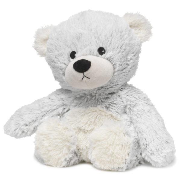 13″ Warmies – Blue Marshmallow Bear