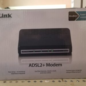 ADSL2+ Modem DSL-520B