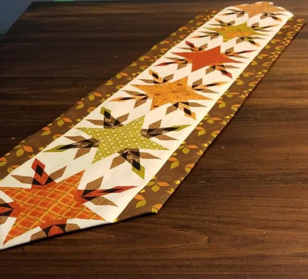 Photo of Give Thanks Table Runner Quilting Kit on shopiowa.com