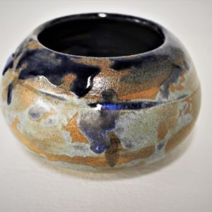 Small Ceramic Bowl by Artist Paul Koch