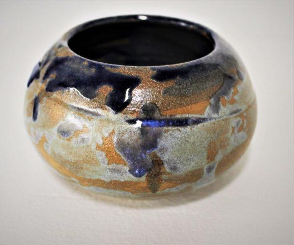 Small Ceramic Bowl by Artist Paul Koch