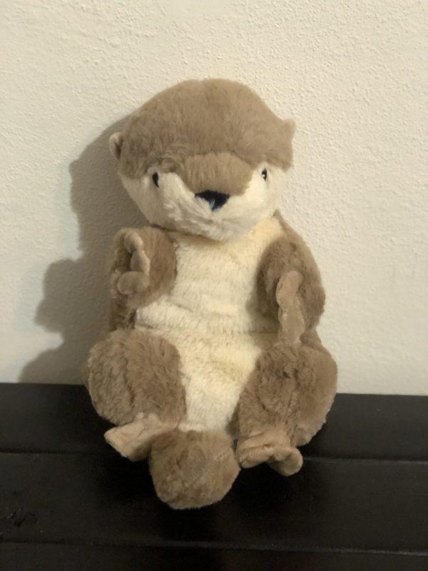13″ Warmies – Otter