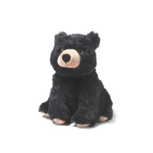 13″ Warmies – Black Bear