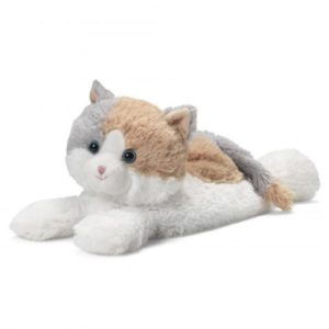13″ Warmies – Calico Cat