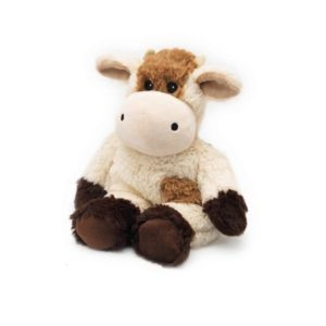 13″ Warmies – Brown Cow