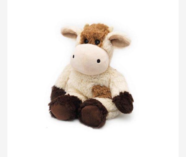 13″ Warmies – Brown Cow