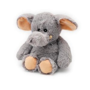 13″ Warmies – Gray Elephant
