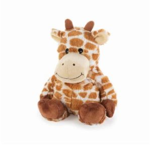 13″ Warmies – Giraffe