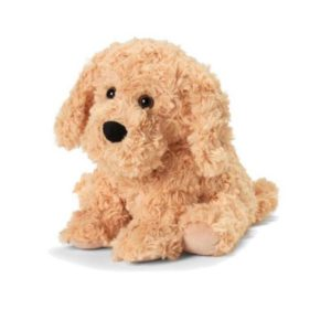 13″ Warmies – Golden Dog
