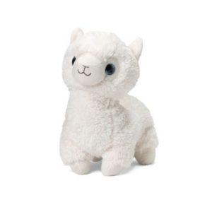 13″ Warmies – White Llama