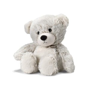 13″ Warmies Brown Marshmallow Bear