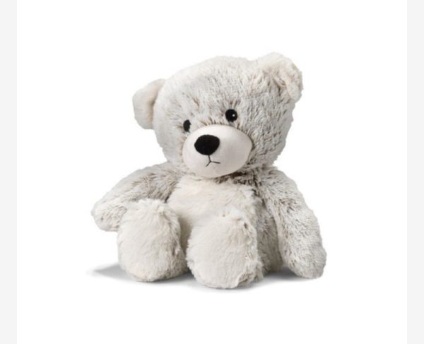 13″ Warmies Brown Marshmallow Bear