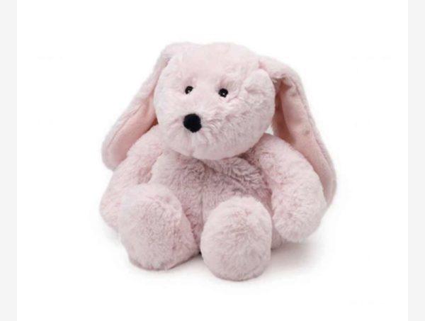 13″ Warmies – Pink Bunny