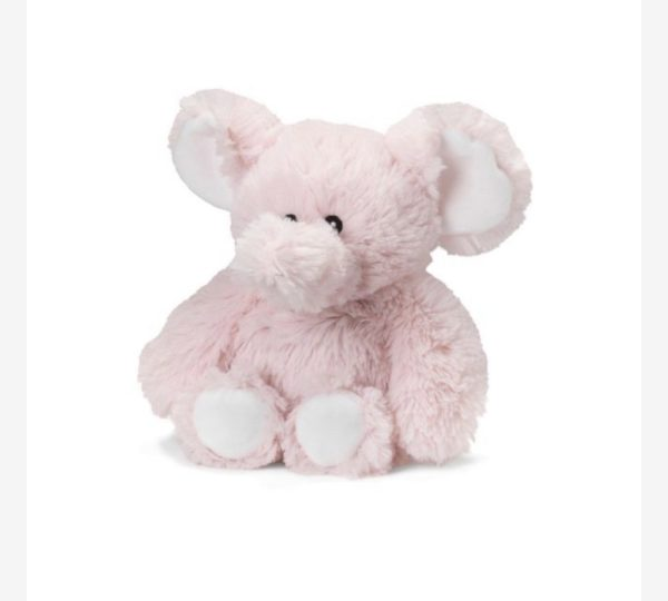 13″ Warmies – Pink Elephant
