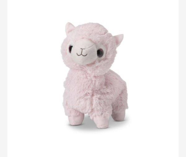 13″ Warmies – Pink Llama