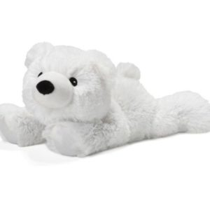 13″ Warmies – Polar Bear