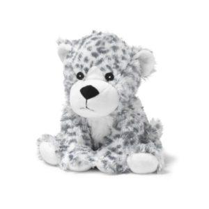 13″ Warmies – Snow Leopard