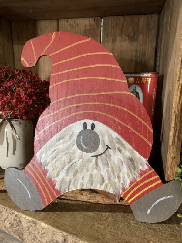 Painted Gnome (Nisse)