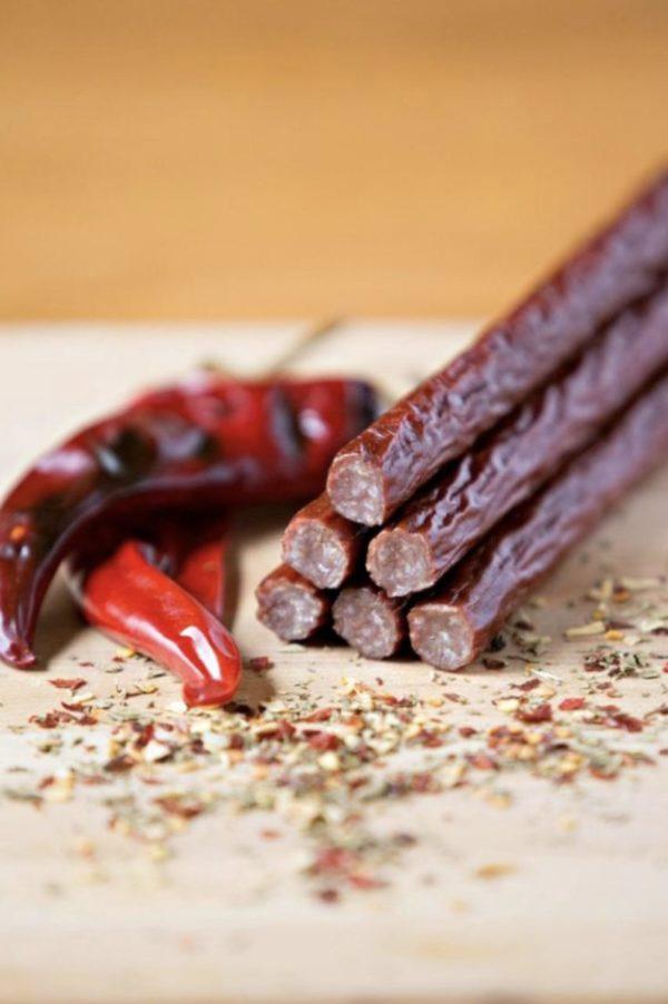 Chipotle Snack Stick – 90% lean beef & pork