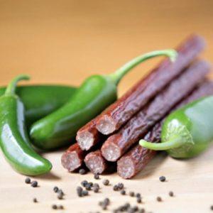 Jalapeno Snack Stick – 90% lean beef & pork