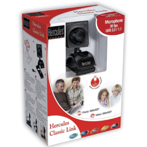 Hercules Classic Link Web Cam 4780487
