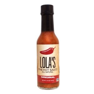 Lola's Original Hot Sauce on shopiowa.com