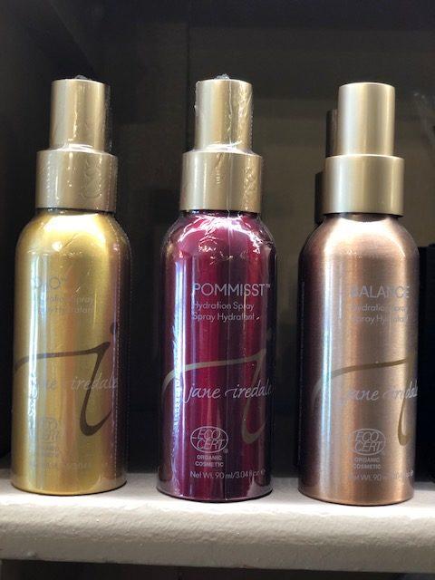 Skin hydration spray