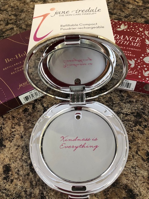 Compacts Refillable
