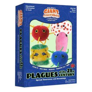 plagues 21st Century Plush