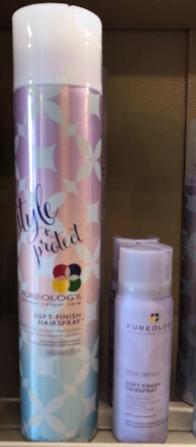 Pureology Soft Finish Hair Spray