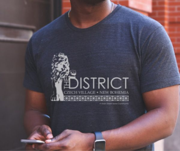 District T-shirt