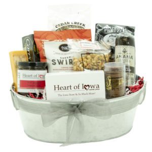 photo of Hearty Party Gift Basket, Shop Iowa