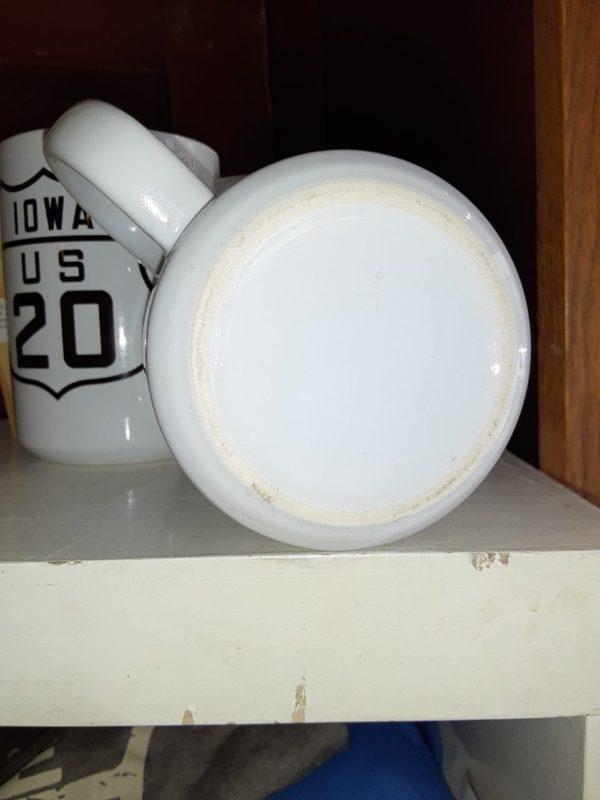 Historic US Route 20 Iowa 15oz. Ceramic Coffee Mug