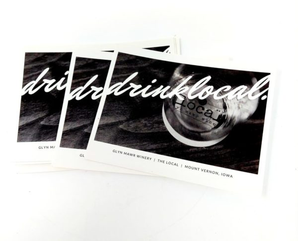 Drink Local Postcard Collection