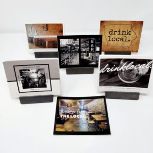 Drink Local Postcard collection on shopiowa.com